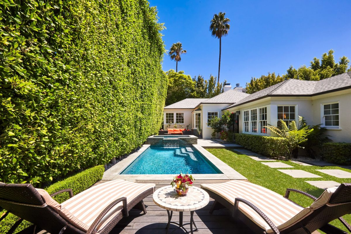Jesse Metcalfe's Los Angeles house